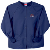 Boise State University Navy Nursing Jacket