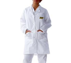 East Carolina University Long Labcoat