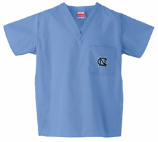 University of North Carolina 1-Pocket Top