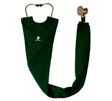 University of Oregon Stethoscope Cover