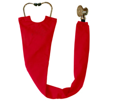 Red Stethoscope Cover