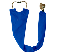 Royal Blue Stethoscope Cover